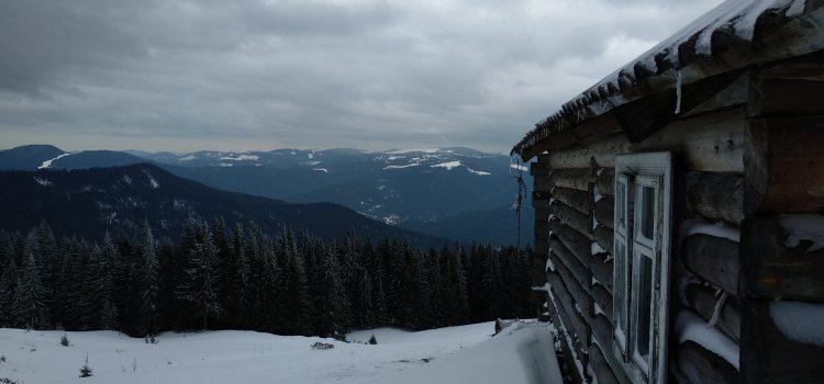 Поп Иван, Маричейка зимой